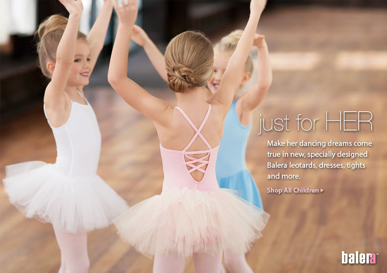 Shop Children's Dancewear
