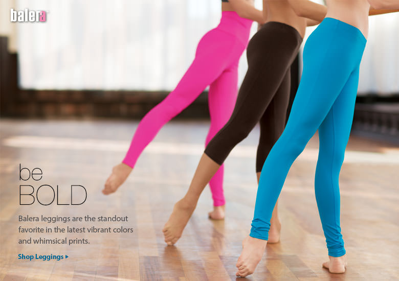 Shop Dance Leggings