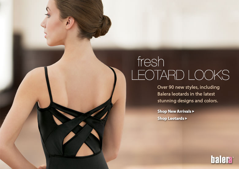 Shop Dance Leotards