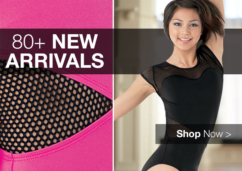 Shop New Dancewear Arrivals