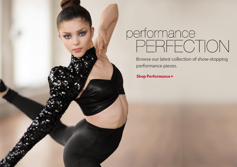 Shop Performance Dancewear